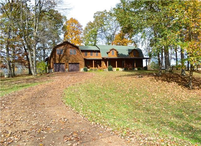 Springfield Log Homes