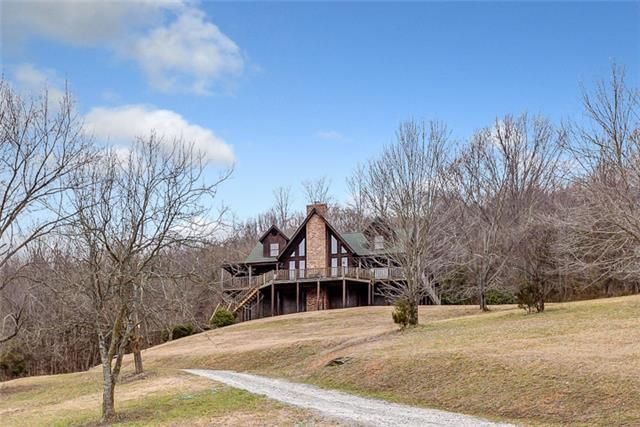 Williamson County Log Homes