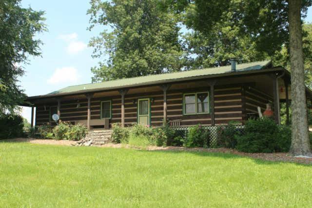 Sumner County Log Homes