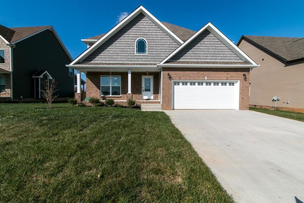 Autumnwood farms clarksville tn tn real estate for New construction homes in clarksville tn