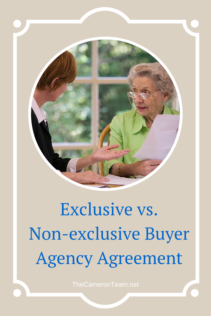 exclusive-vs-non-exclusive-buyer-agency