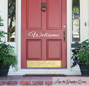 welcome-door