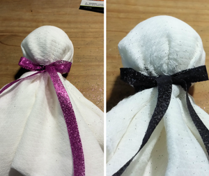 diy-ghosts-tied-ribbon