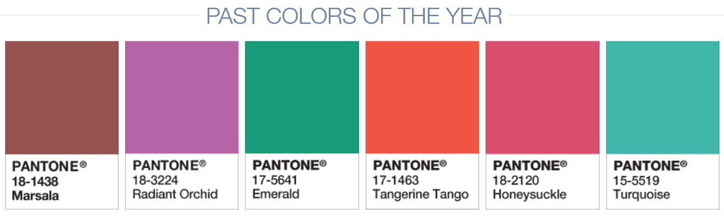 pantone-colors-of-the-year-2010-2015