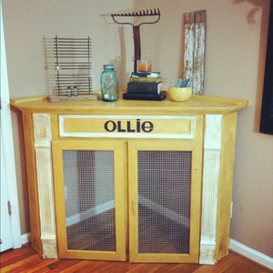 corner-mantel-to-dog-crate-simply-janelle-designs