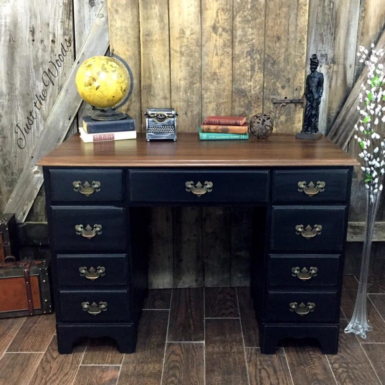 battered-vintage-desk-to-timeless-look-just-the-woods