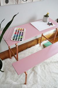 a-beautiful-mess-copper-pipe-desk