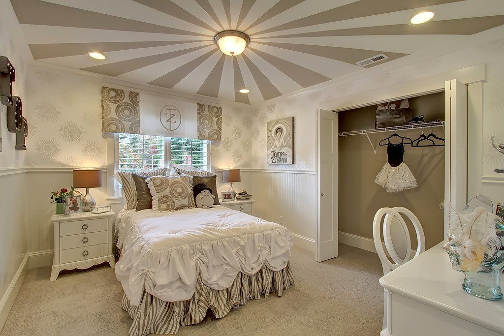 toll-brothers-sunburst-ceiling