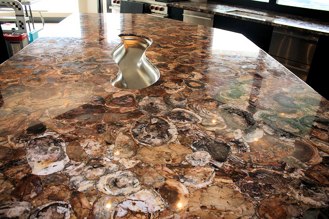 african-petrified-wood-countertop