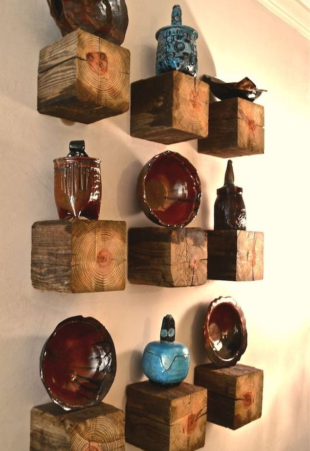 old-post-shelving