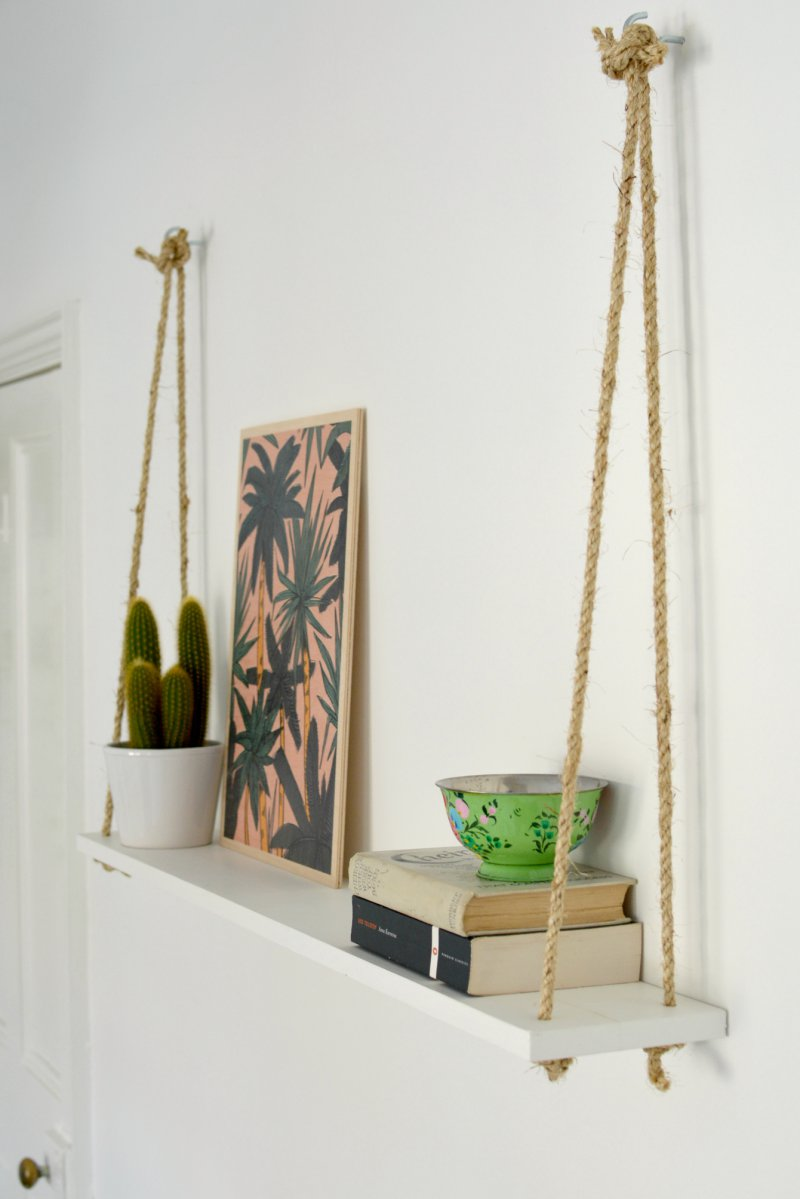 10 Upcycled Shelves for Adding Pizzazz to Your Home Decor - The ...