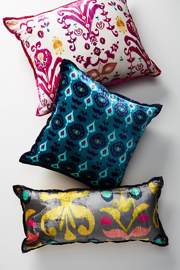 Avery Velvet Pillow