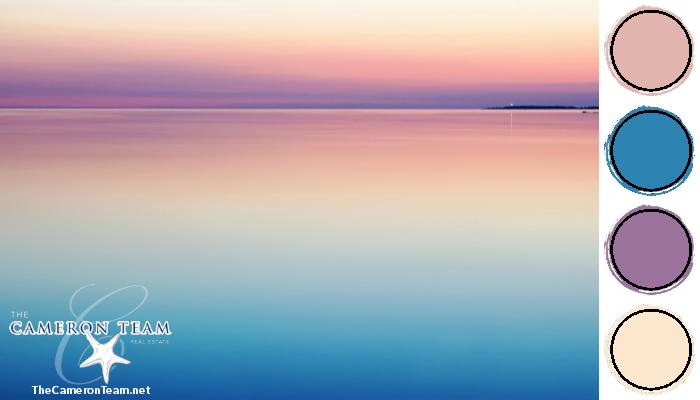 Calm Waters Color Palette