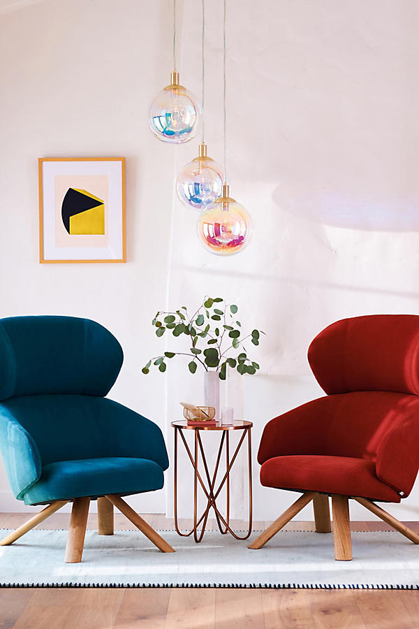 Chroma Bubble Pendant Trio - Anthropologie
