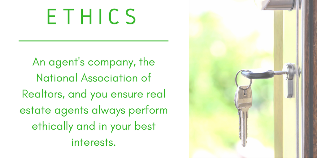 Ethics - Real Estate Agents