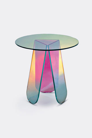 Iridescent Table - Patricia Uurquiola