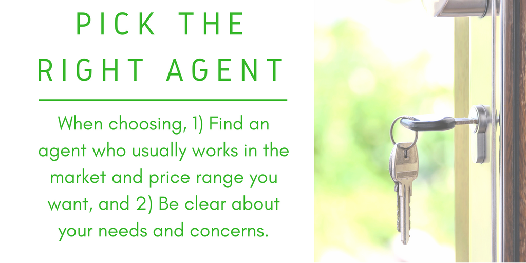 Pick the Right Real Estate Agent