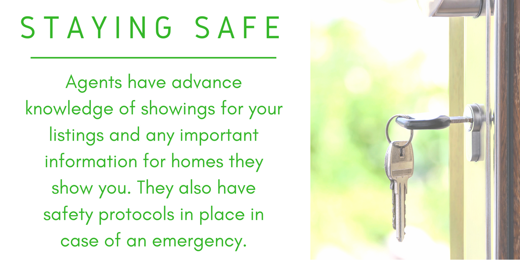 Staying Safe - Real Estate Agents