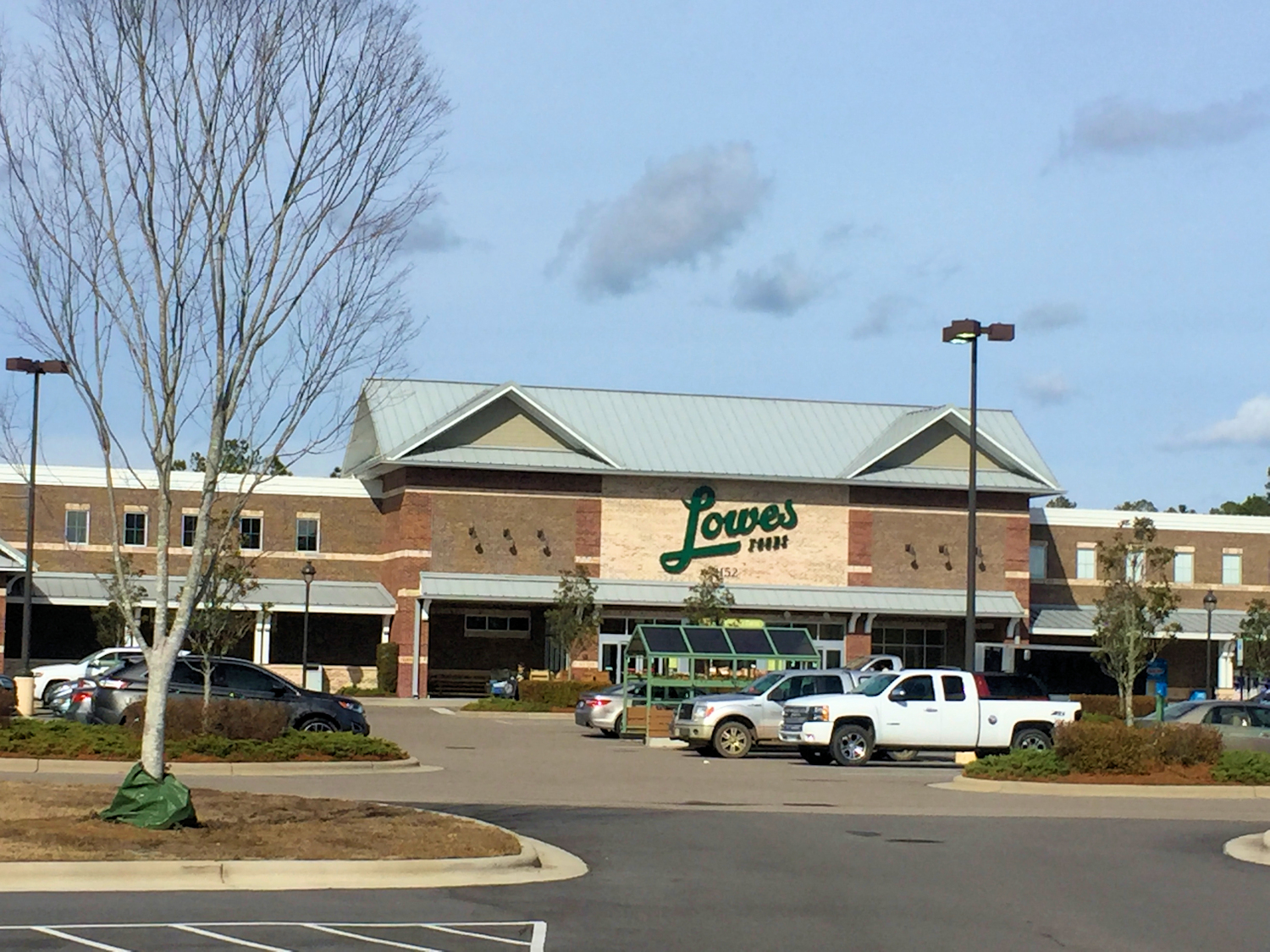 Brunswick Forest - Lowes Grocery Store