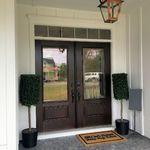 River Oaks Example Front Door