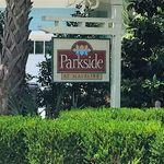 Parkside at Mayfaire Entrance Sign