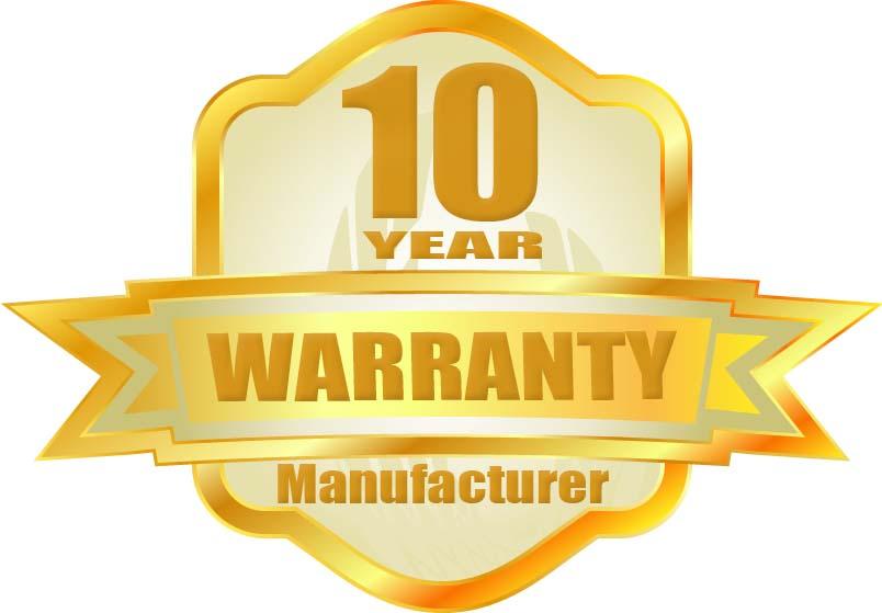 10-Year Air Conditioner Warranty