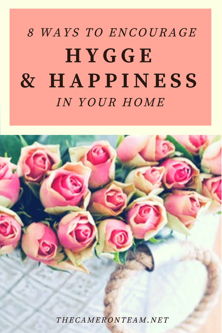 8 Ways to Encourage Hygge and Happiness in Your Home