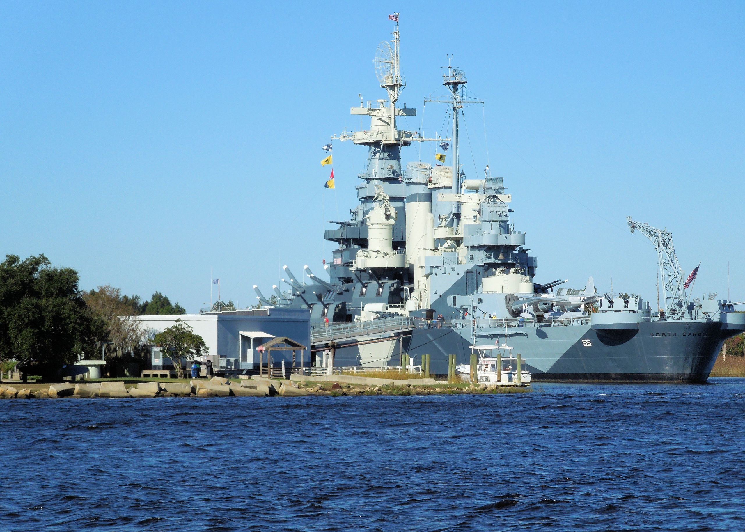 Battleship North Carolina Museum