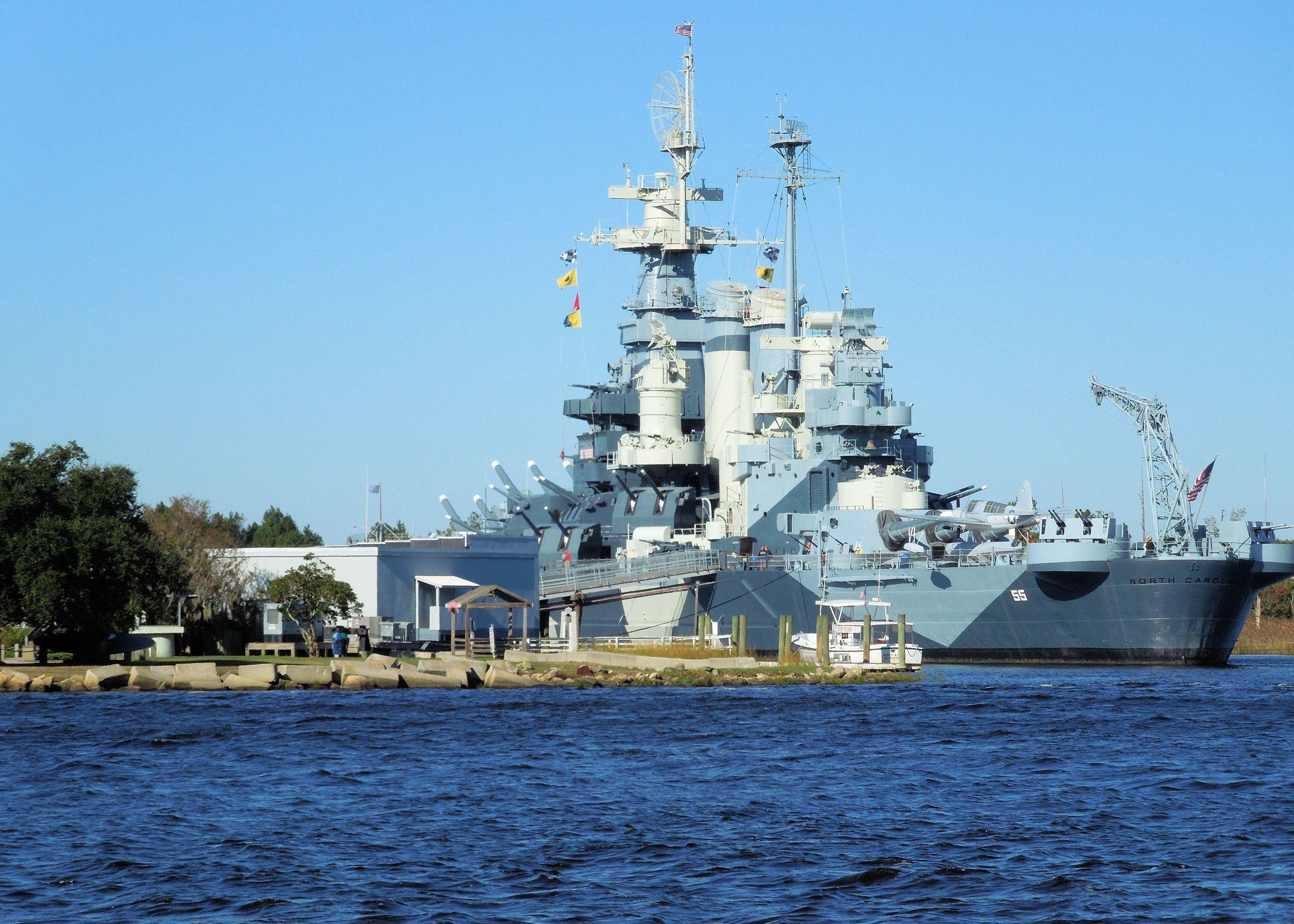 Battleship North Carolina Museum