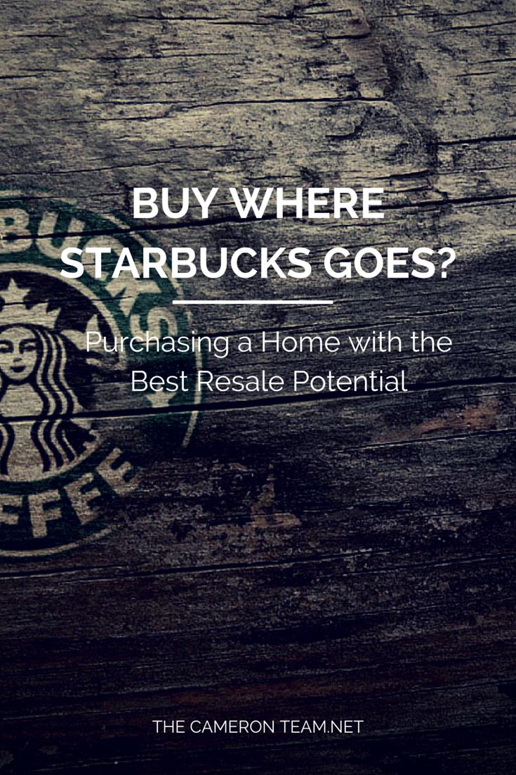 Buy Where Starbucks Goes
