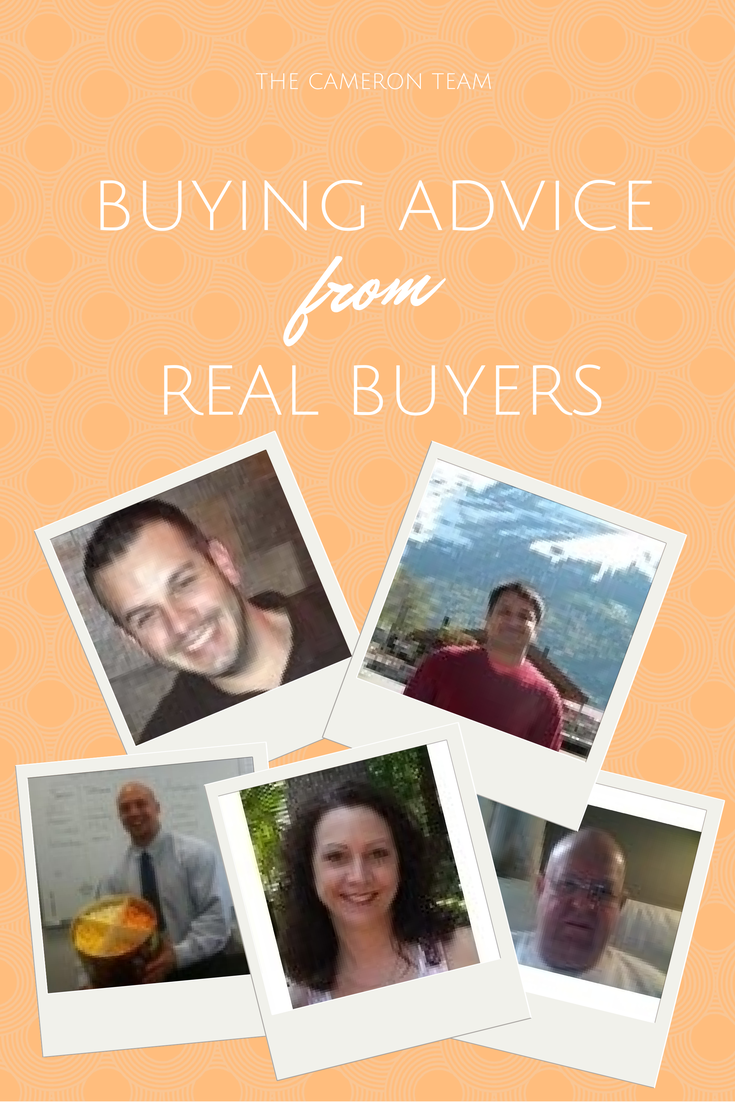 Buying Advice from Real Home Buyers