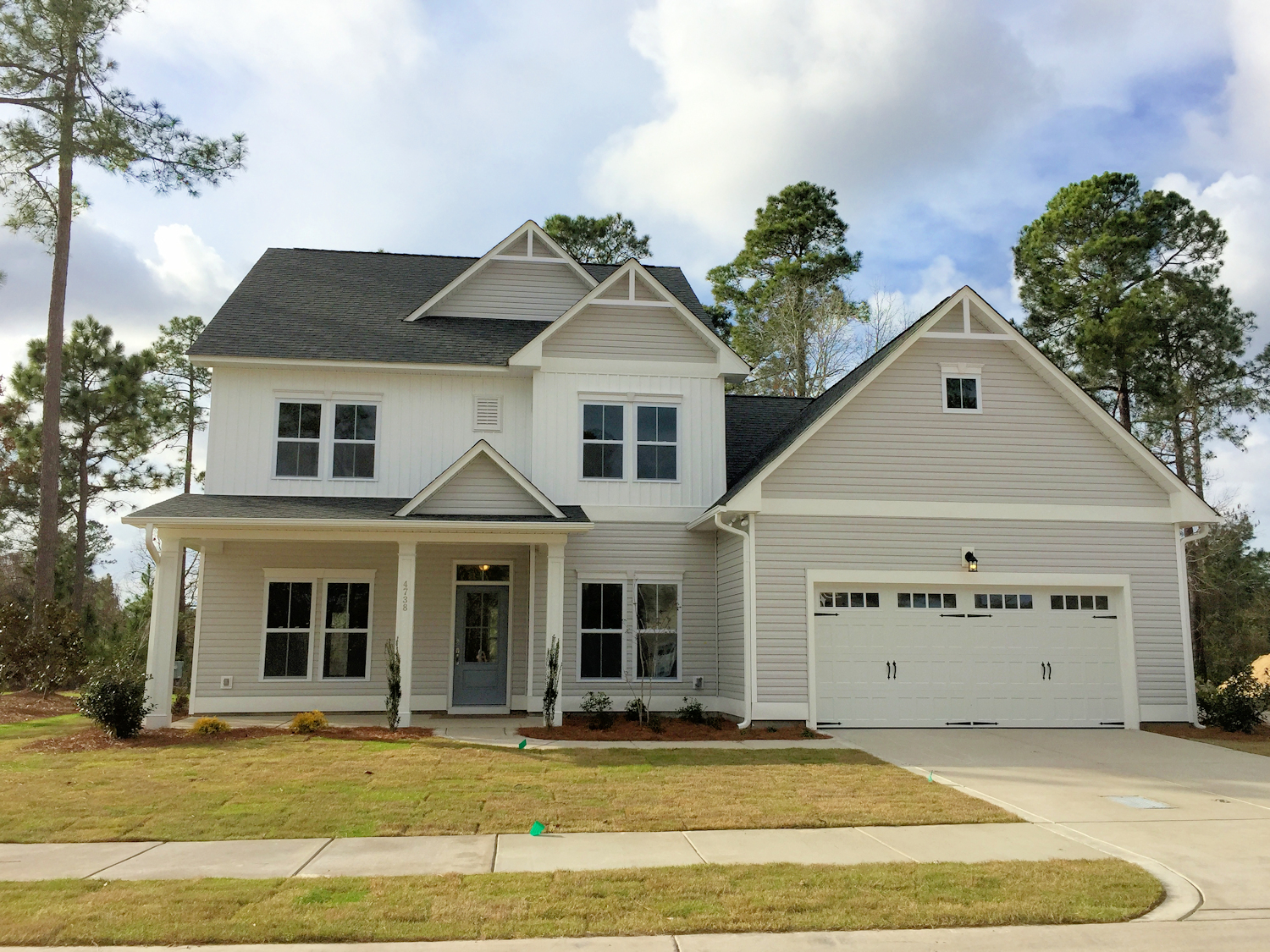 Clearwater Preserve Example Home