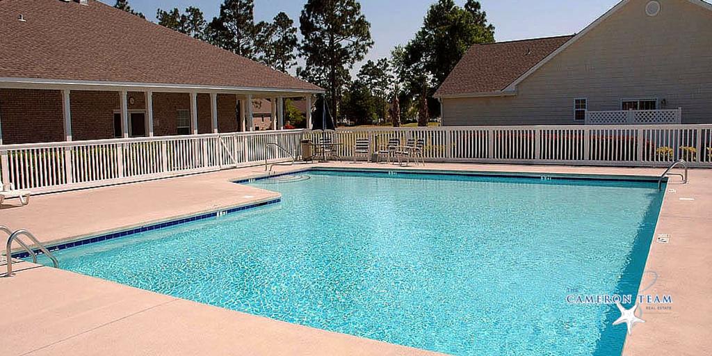 Cypress Island Swimming Pool