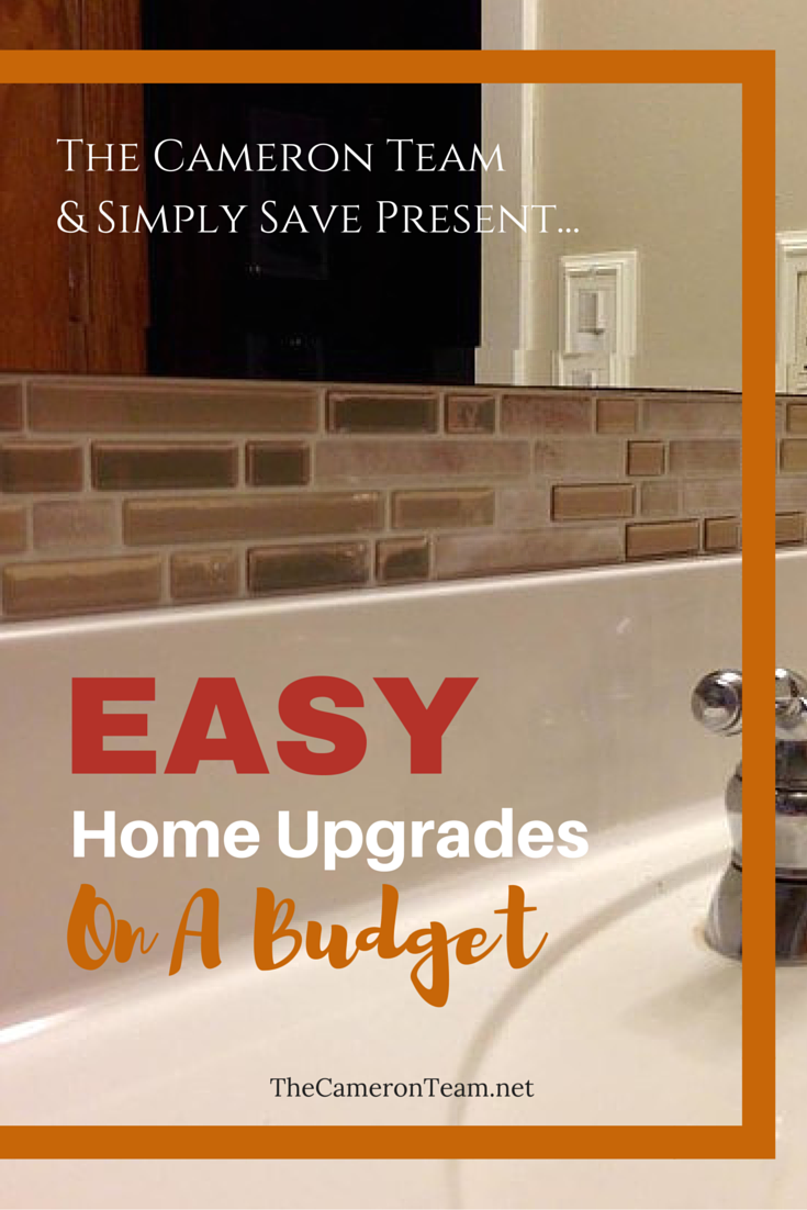 Easy Home Upgrades On A Budget