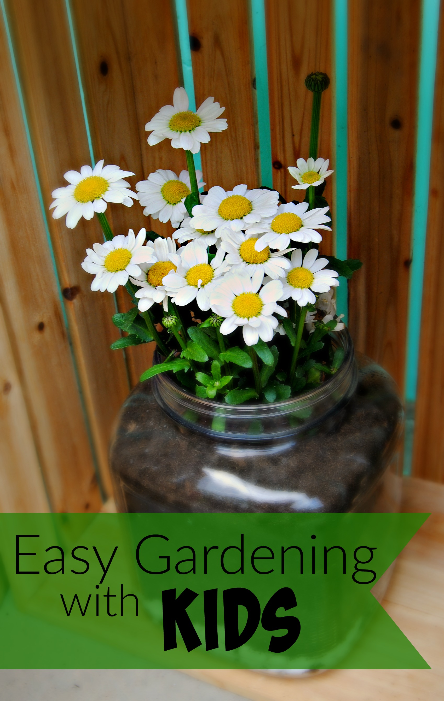 Easy Gardening with Kids