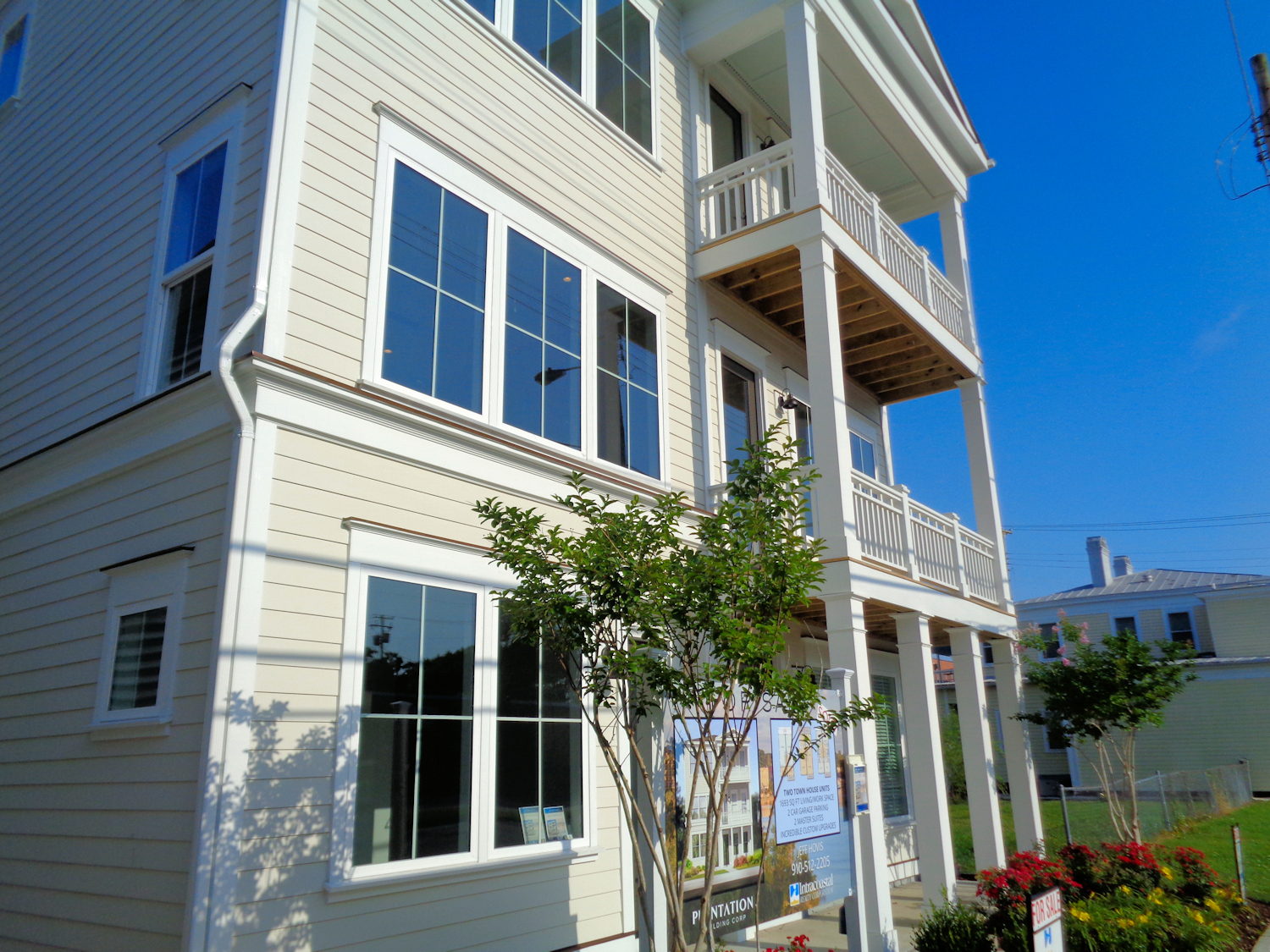 Example Plantation Building Corp Townhome