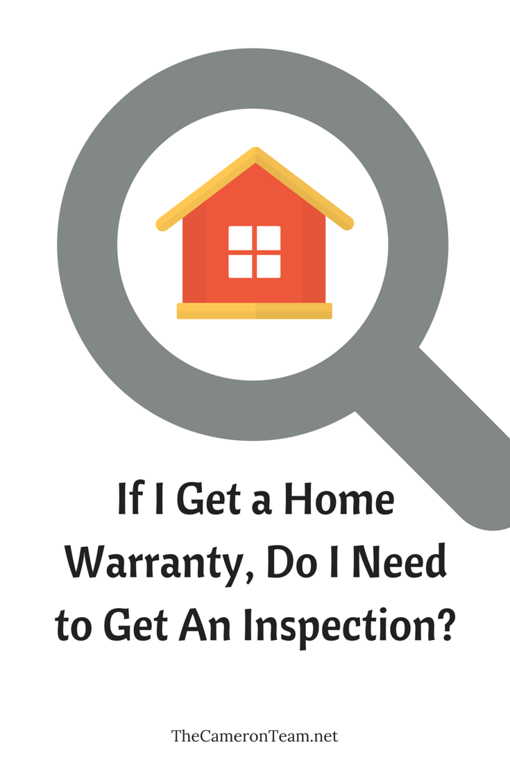 If I Get a Home Warranty, Do I Need to Get An Inspection