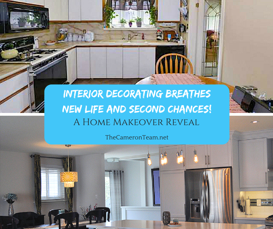 Interior Decorating Breathes New Life and Second Chances