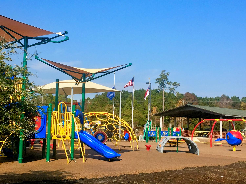 Kiwanis Park - Playground