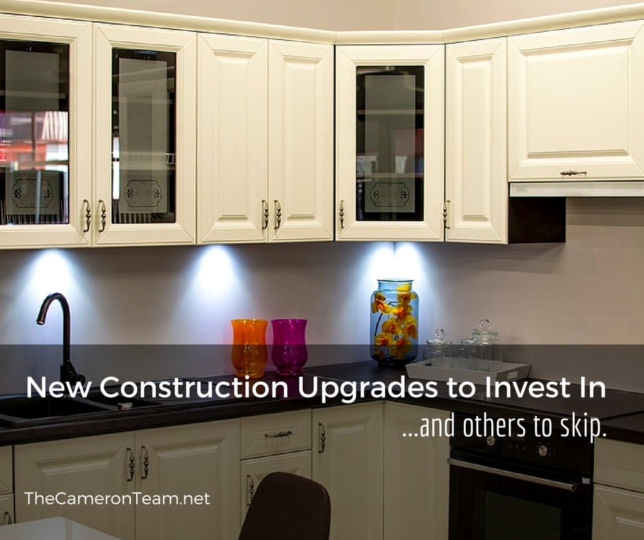 New Construction Upgrades to Invest In