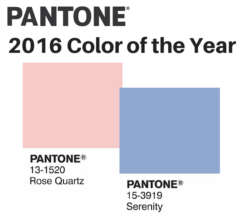 Pantone 2016: Pantone 2016 Color Of The Year