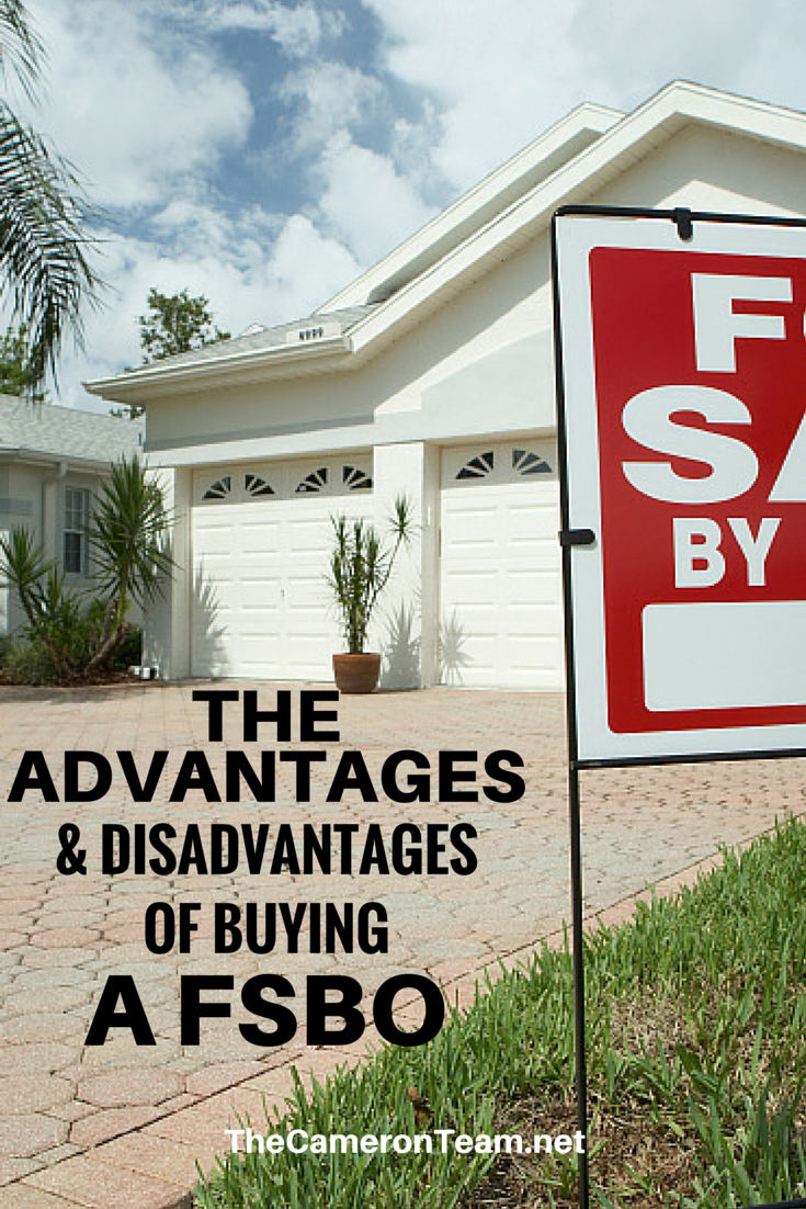 The Advantages and Disadvantages of Buying a Wilmington For Sale by Owner