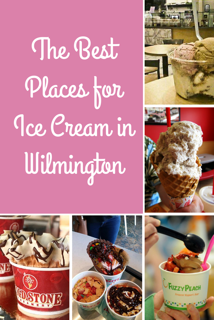 The Best Places for Ice Cream in Wilmington