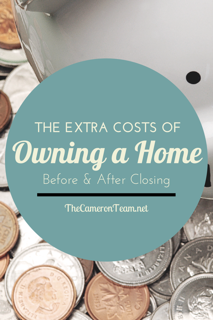 The Extra Costs of Owning a Home