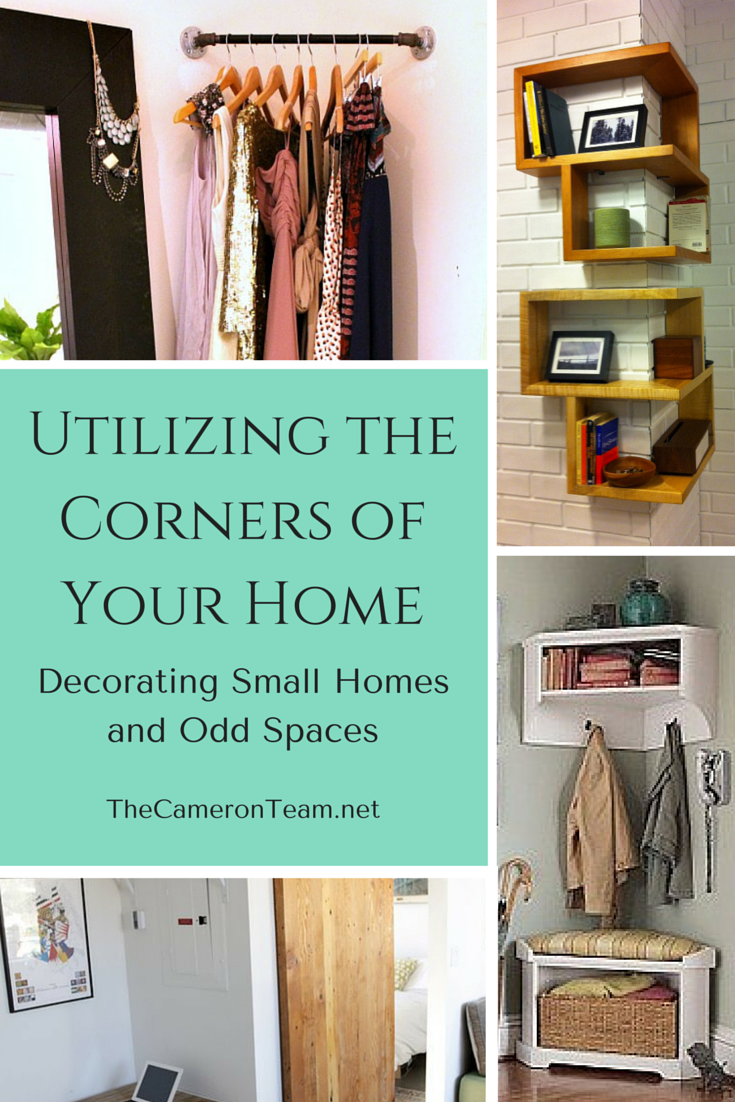 Utilizing the Corners of Your Home