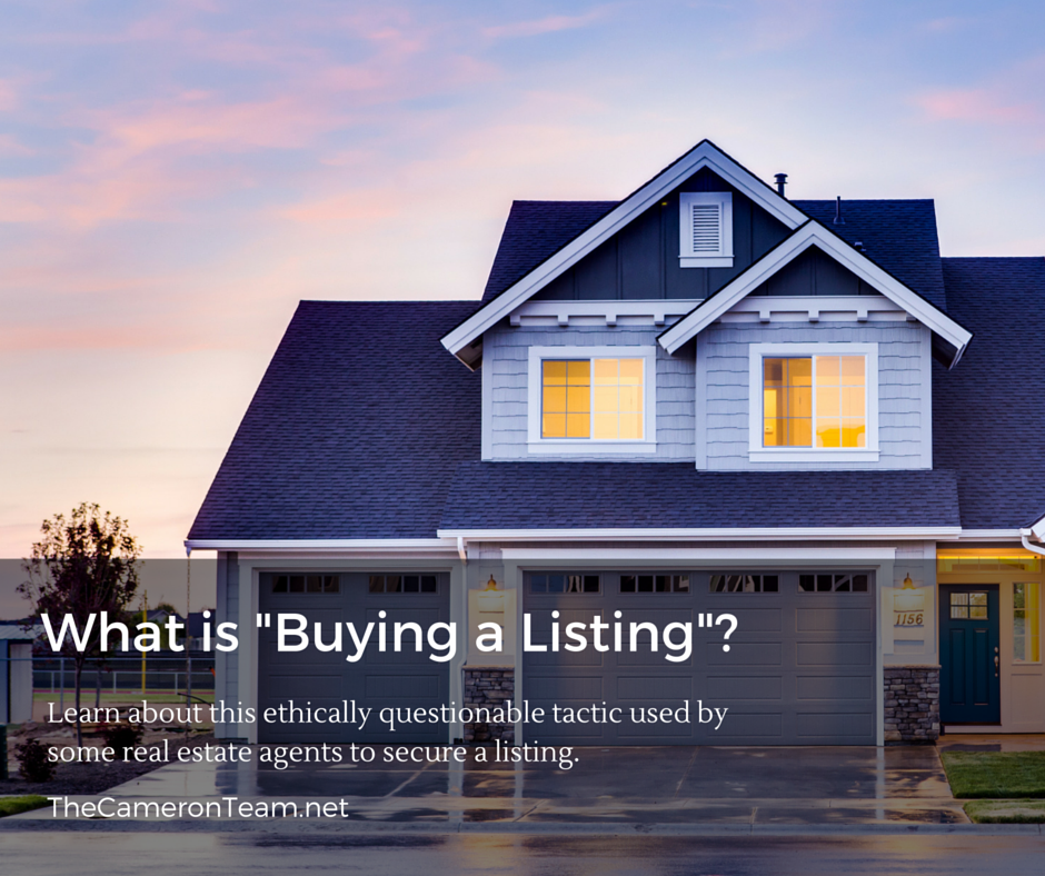 What is Buying a Listing