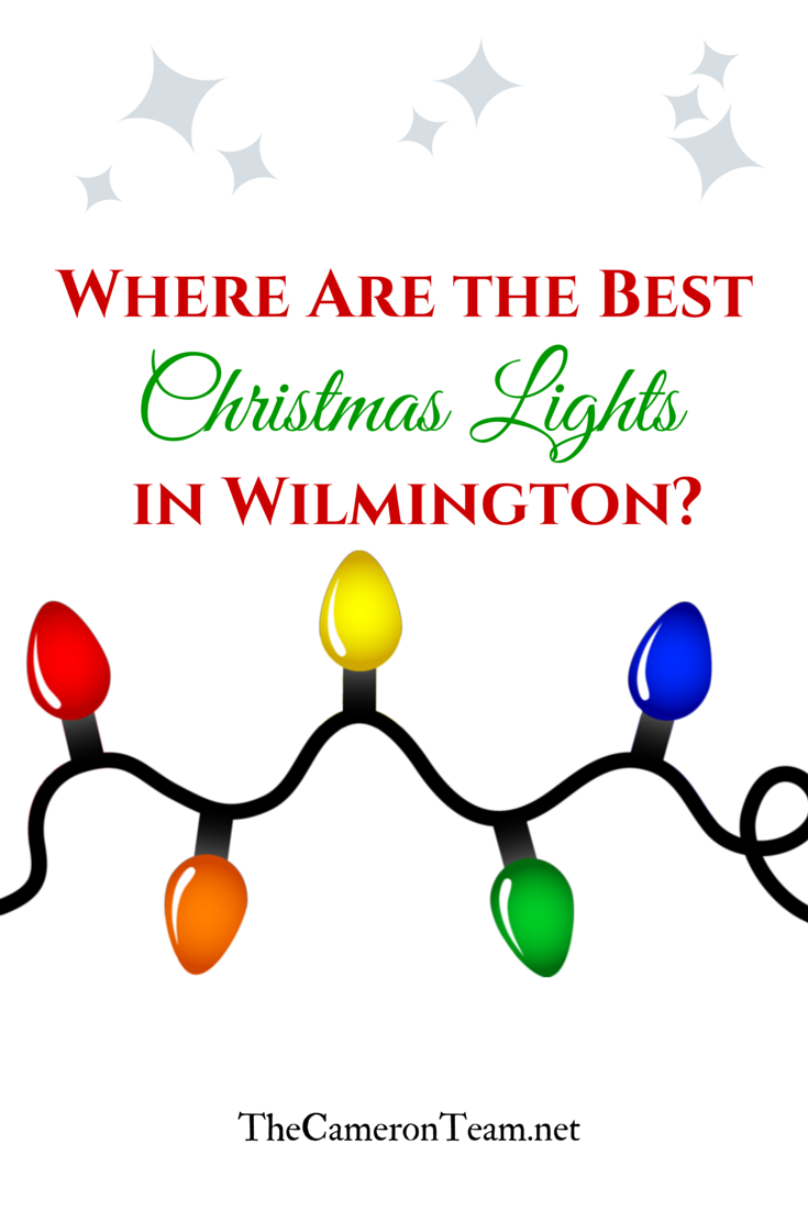 Where Are the Best Christmas Lights in Wilmington NC