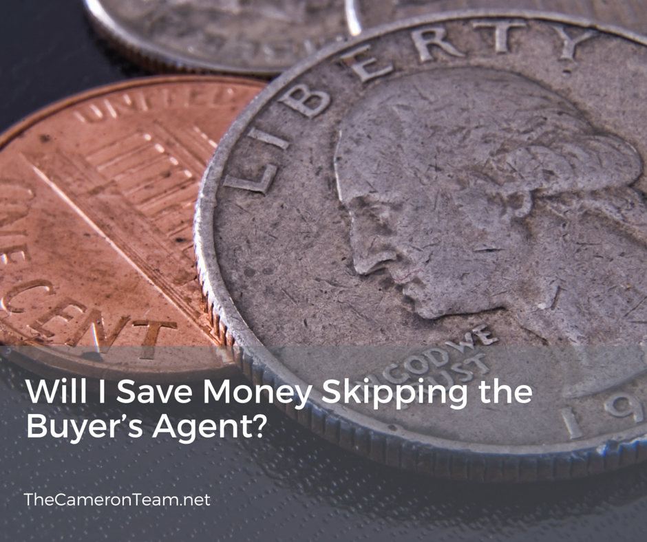 Will I Save Money Skipping the Buyer's Agent