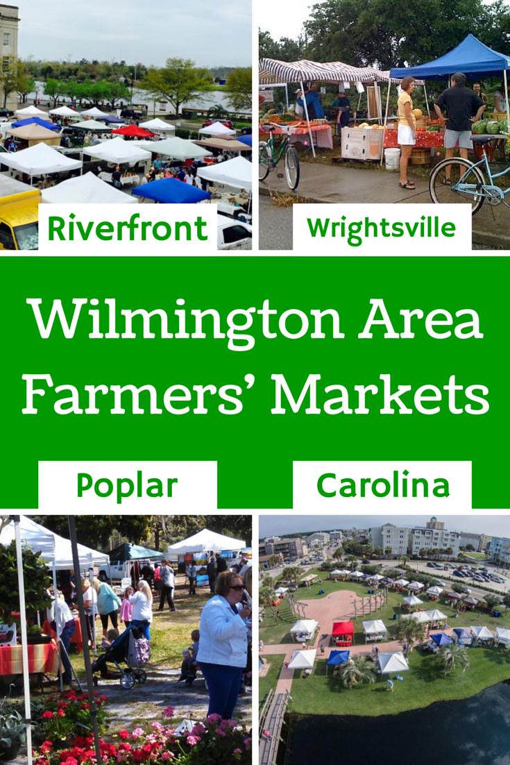 Wilmington Area Farmers' Markets