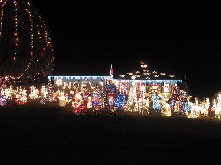 Wilmington Christmas Lights